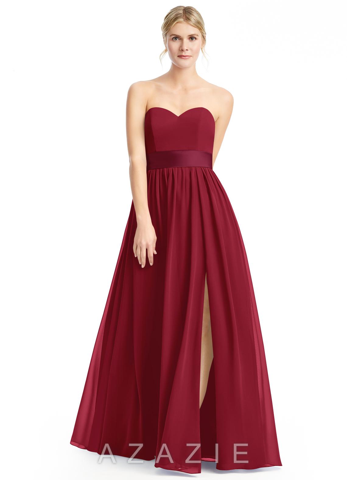 Burgundy bridesmaid dresses burgundy gowns azazie azazie fiona azazie fiona ombrellifo Gallery