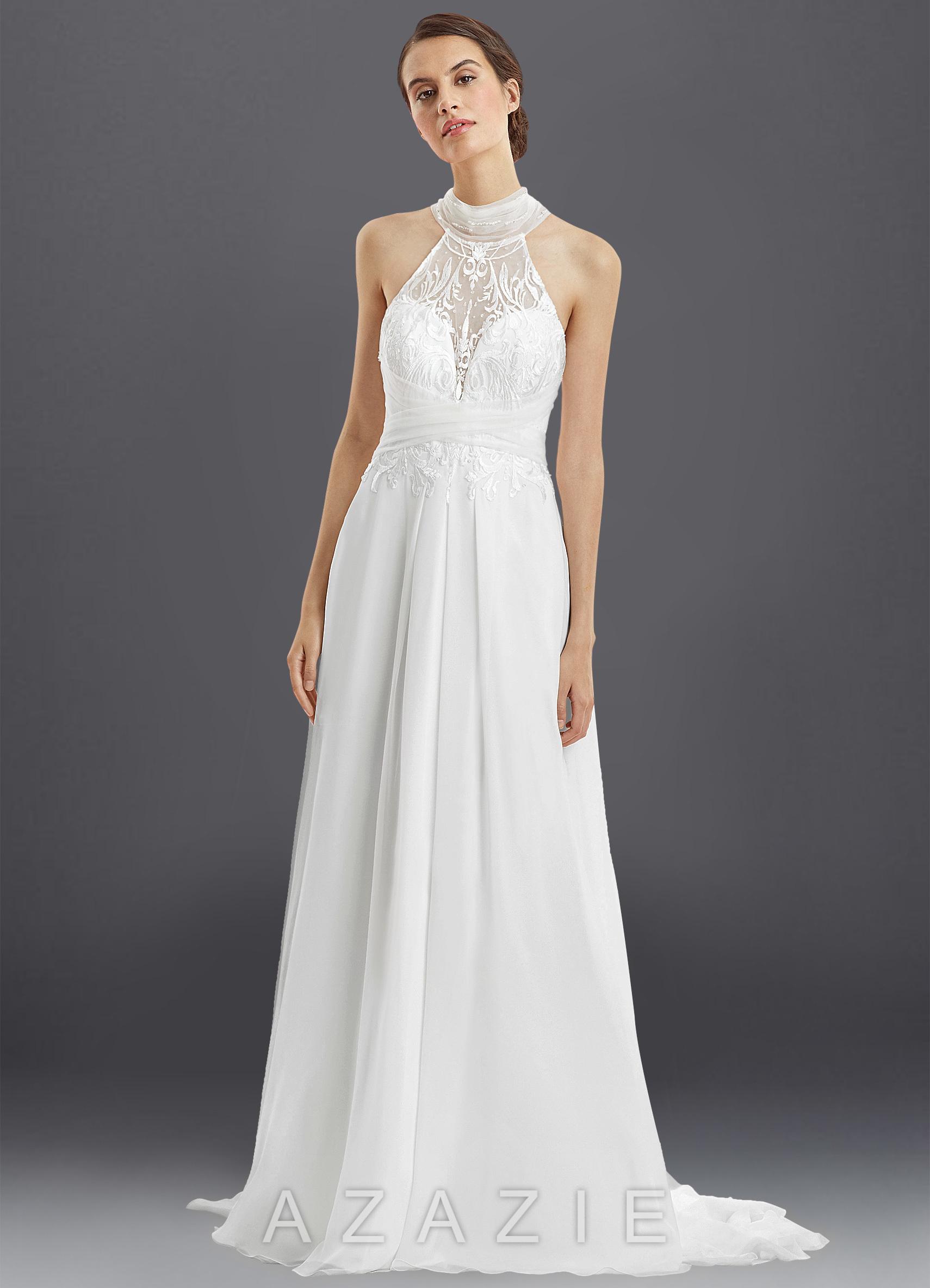 Azazie Anaya BG Wedding Dress Azazie