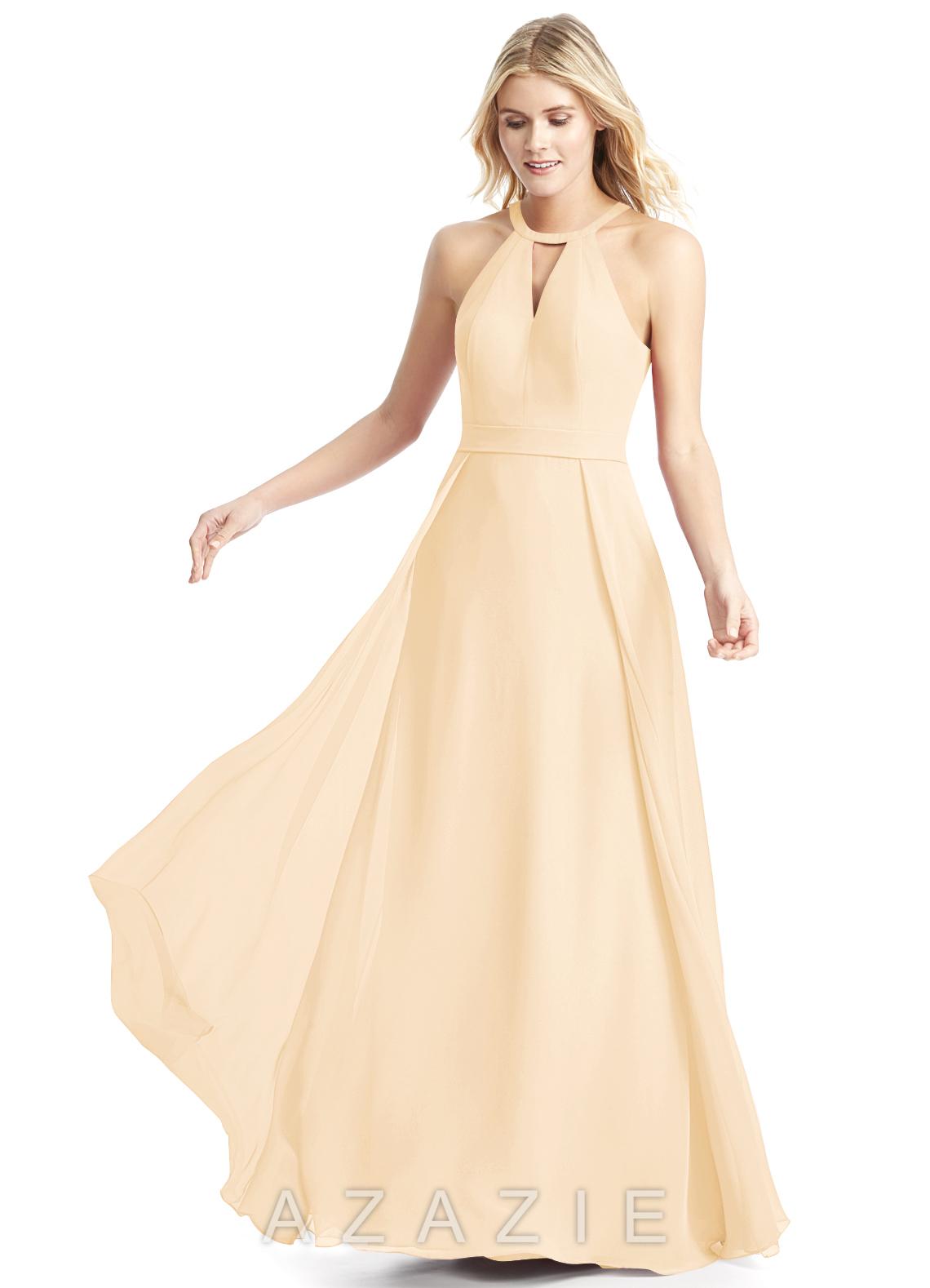 Peach bridesmaid dresses peach gowns azazie azazie melody azazie melody ombrellifo Image collections