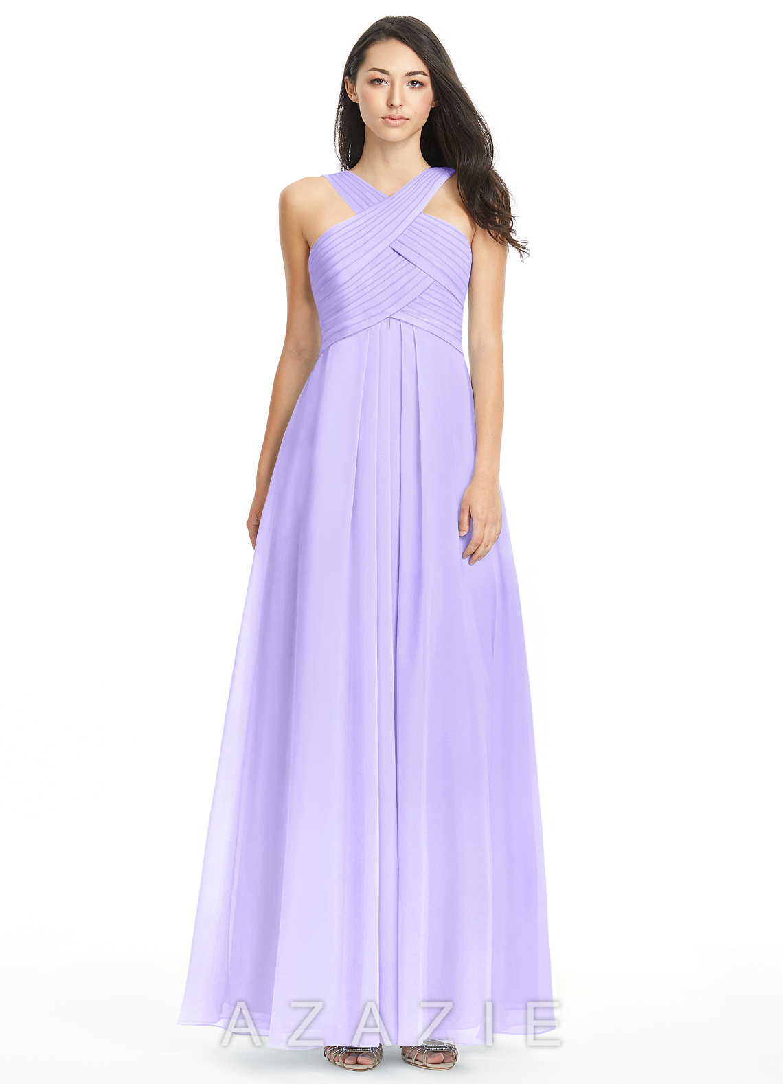 Azazie kaleigh bridesmaid dress azazie color lilac ombrellifo Images