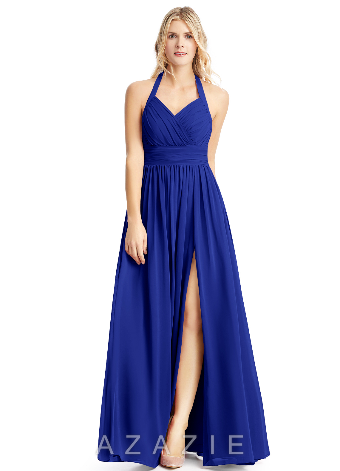 Royal blue bridesmaid dresses royal blue gowns azazie azazie veronica azazie veronica ombrellifo Image collections