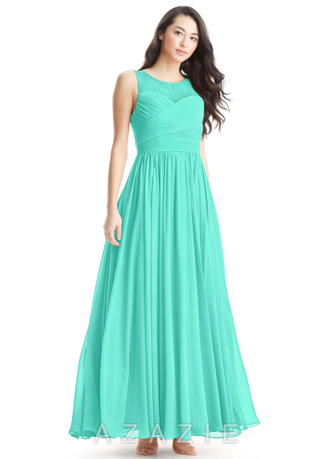 Azazie Aliya Bridesmaid Dress | Azazie
