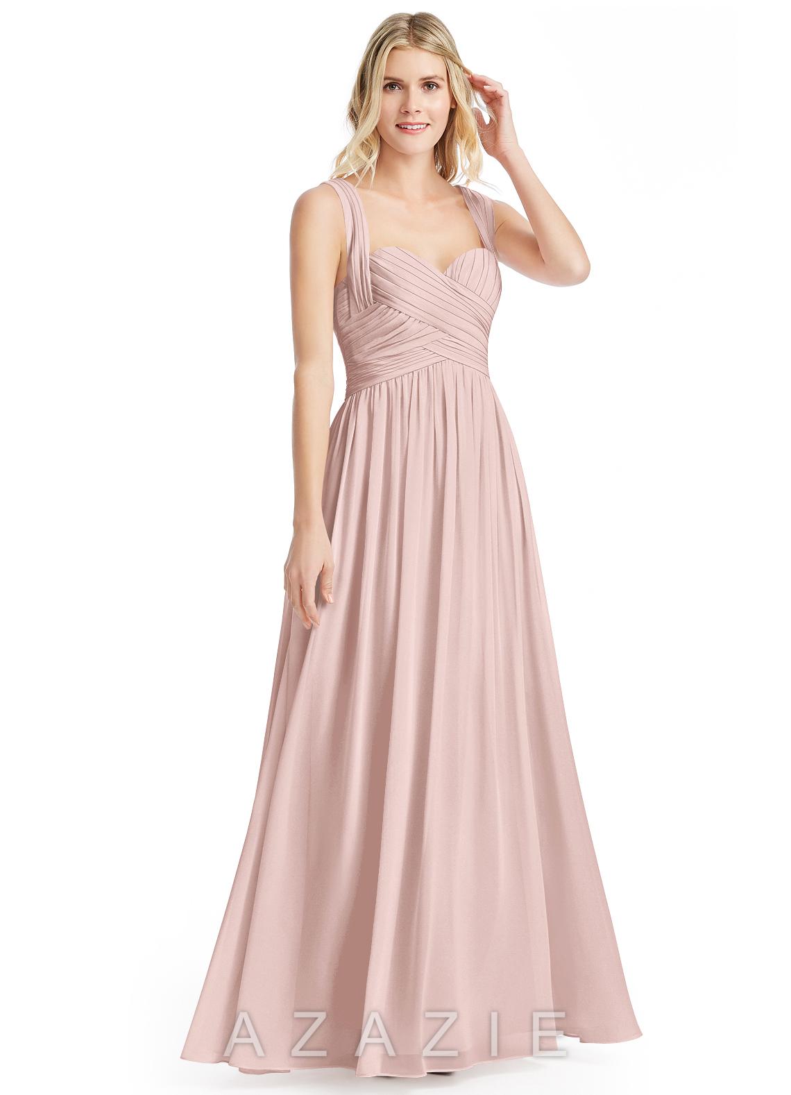 Dusty rose bridesmaid dresses dusty rose gowns azazie azazie cameron azazie cameron ombrellifo Images