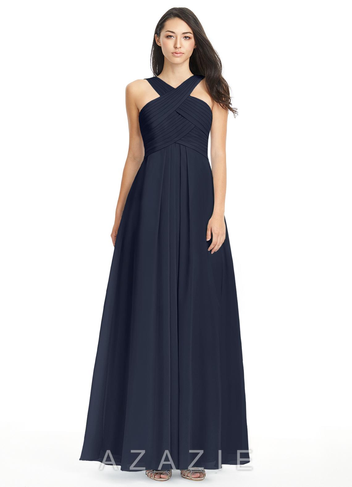 Dark navy bridesmaid dresses dark navy gowns azazie azazie kaleigh azazie kaleigh ombrellifo Gallery
