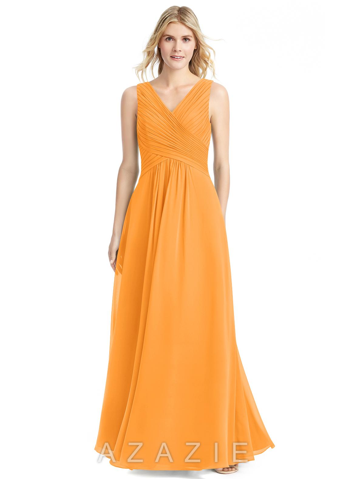 Azazie Flora Bridesmaid Dress | Azazie
