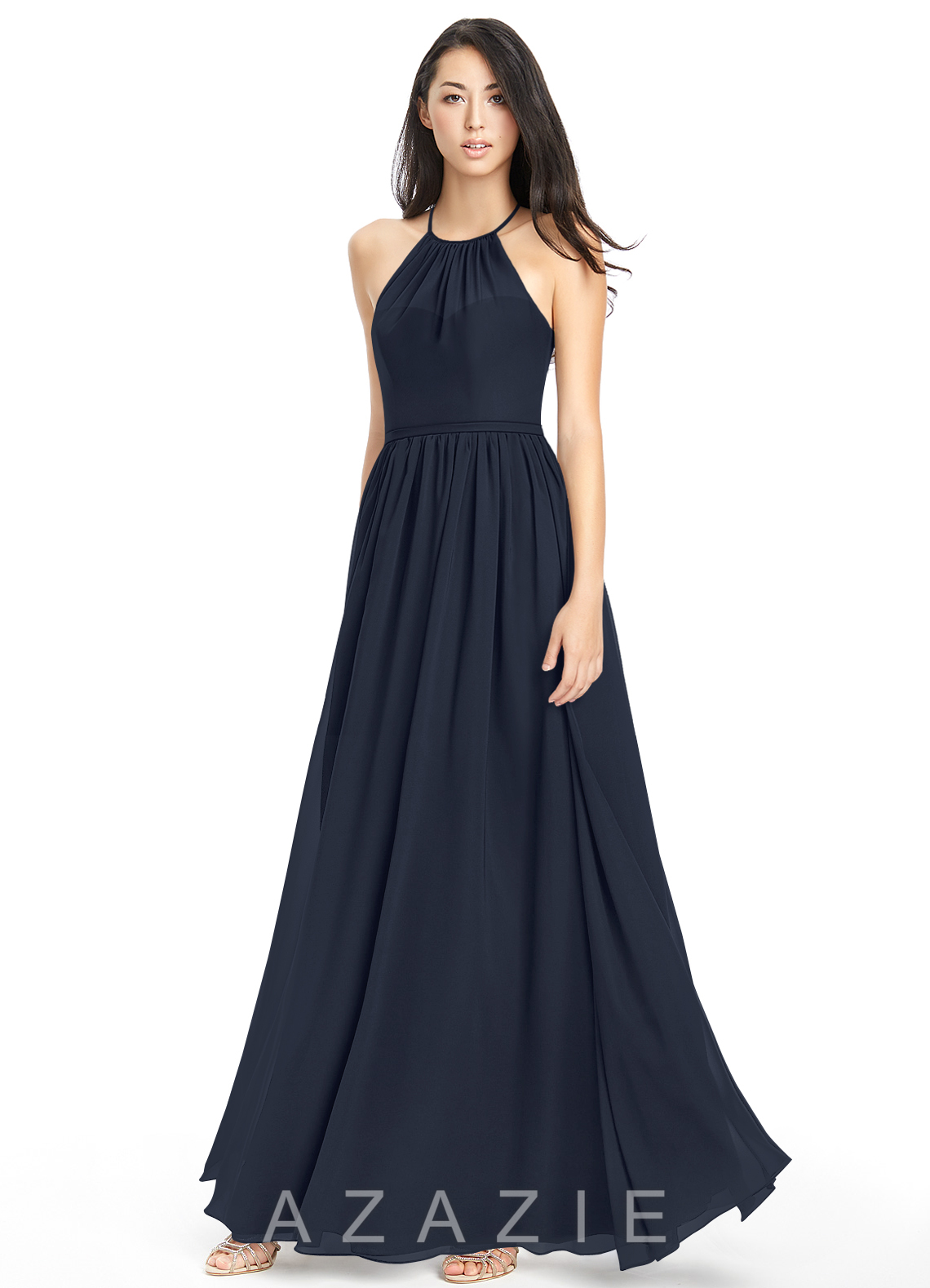 Dark navy bridesmaid dresses dark navy gowns azazie azazie kailyn azazie kailyn ombrellifo Choice Image