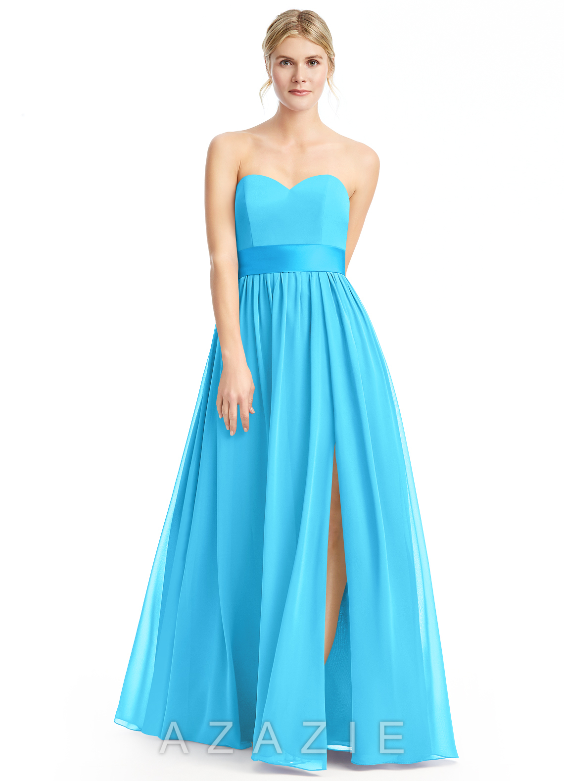 Azazie Fiona Bridesmaid Dress | Azazie - photo #18