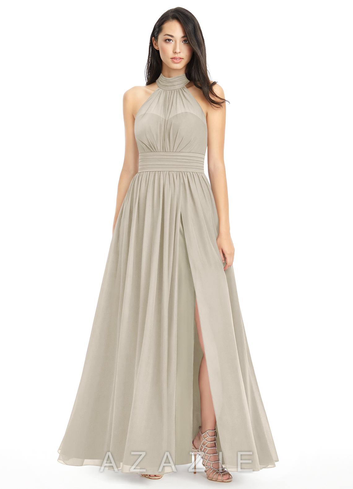 Azazie iman bridesmaid dress azazie color taupe ombrellifo Gallery