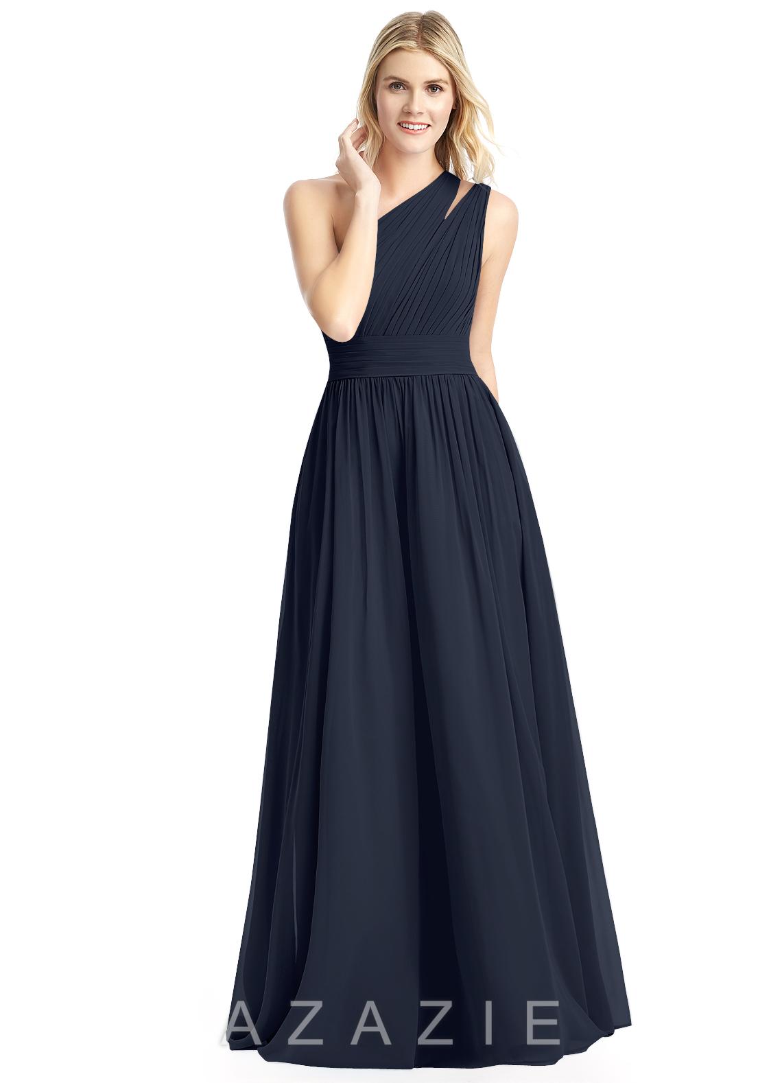 Dark navy bridesmaid dresses dark navy gowns azazie azazie molly azazie molly ombrellifo Gallery