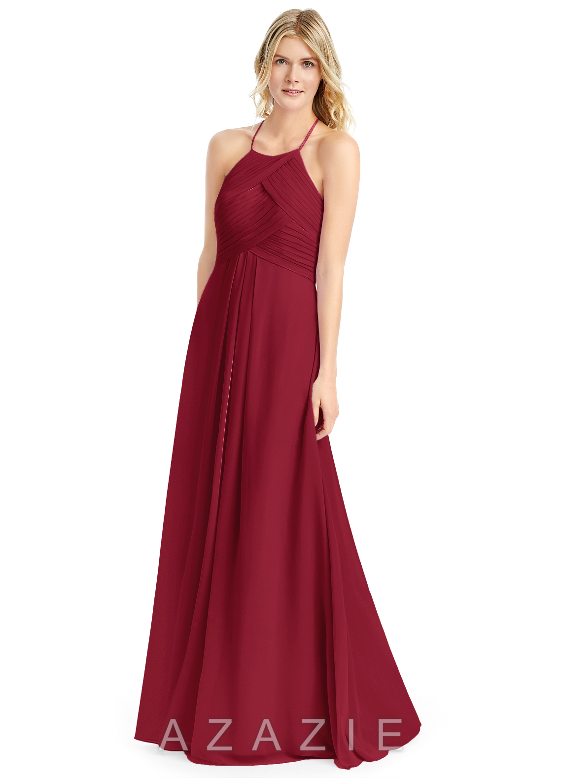 Wine Bridesmaid Dresses & Wine Gowns | Azazie