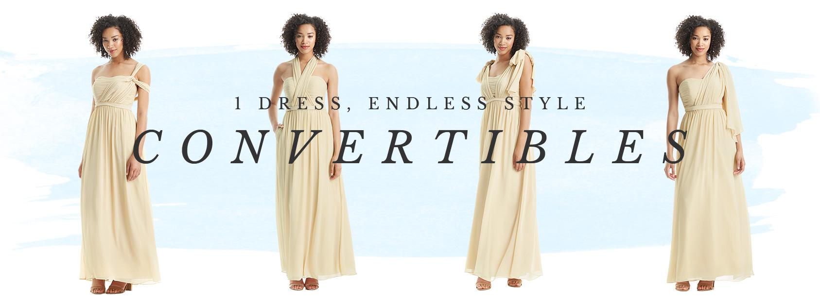 Bridesmaid dresses wedding dresses azazie shop convertibles ombrellifo Images