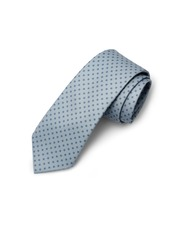 Gentlemen's Collection Pin Dots Wide Tie