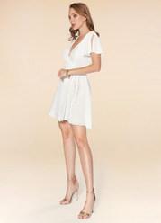 Dream About You White Mini Dress