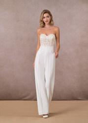 Azazie Bella Wedding Dress
