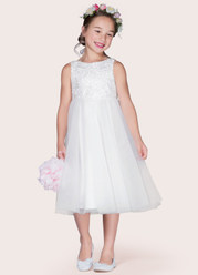 Azazie Udara Flower Girl Dress