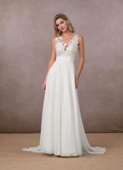 Azazie Goldie Wedding Dress