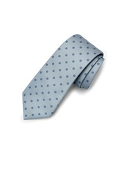 Gentlemen's Collection Polka Dots Wide Tie