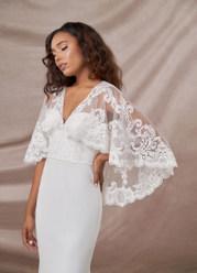Azazie Vanya Wedding Dress