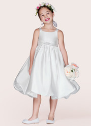Azazie Tavia Flower Girl Dress