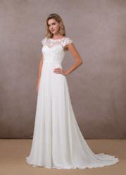 Azazie Brynslee Wedding Dress
