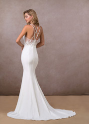 Azazie Ellis Wedding Dress