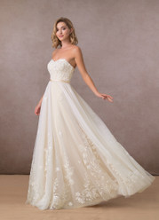 Azazie Genoa Wedding Dress