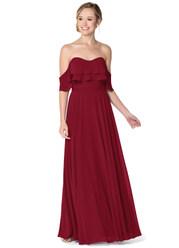d5fb0b87b29d Azazie Yazmin Bridesmaid Dress | Azazie