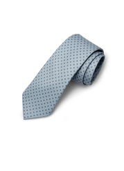 Gentlemen's Collection Pin Dots Skinny Tie