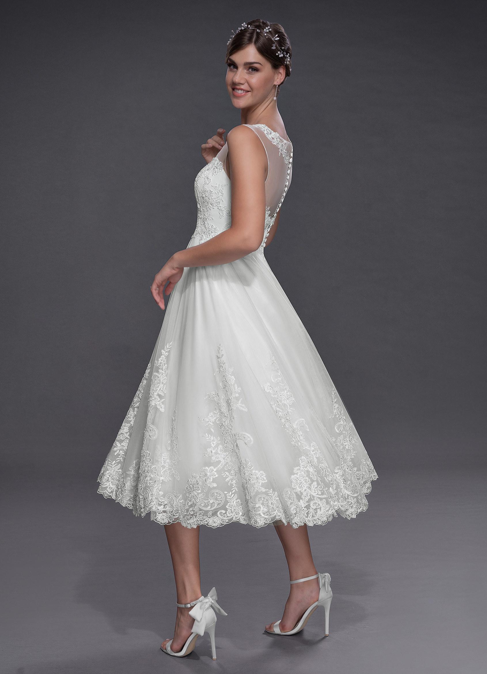 Claudette Bg Sample Dress