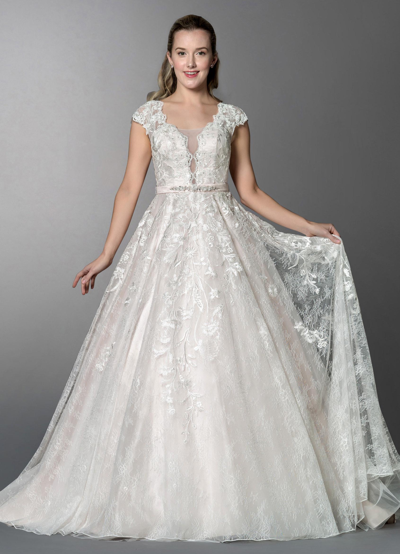 Augusta Bg Sample Dress