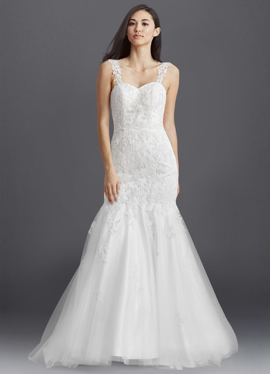 Azazie Wynn Bg Wedding Dress Ivory Azazie