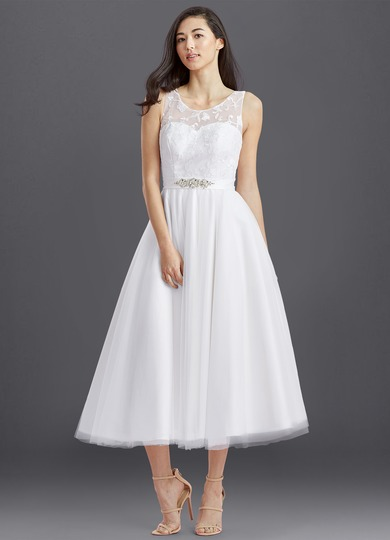 Azazie Eleanore Bg Wedding Dress White Azazie