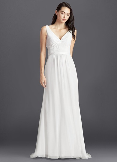 Azazie Kathleen Bg Wedding Dress Ivory Azazie