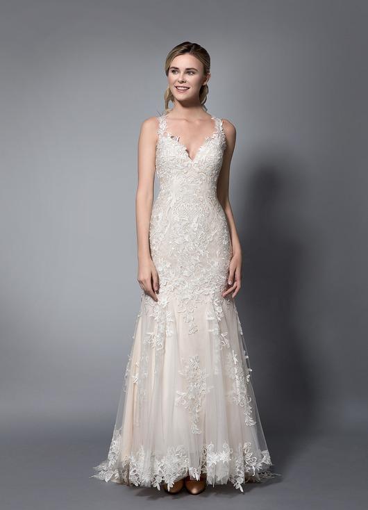 Laila Bg Sample Dress