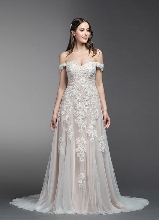Adeline Bg Sample Dress