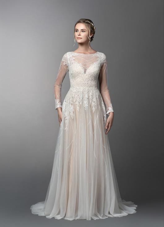 Elvina Bg Sample Dress