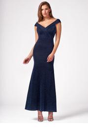 Blush Mark Mermaid {Color} Maxi Dress