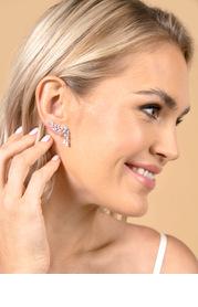 Laurel Leaf Drop Earrings