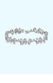 Elegant Crystals Bracelet