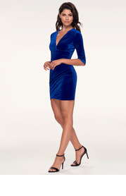 Blush Mark Dance All Night {Color} Bodycon Dress