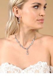 Floral Vine Jewelry Set