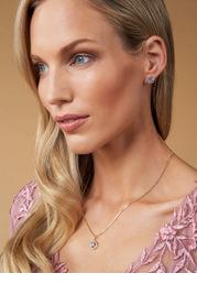Classic Pendant Jewelry Set