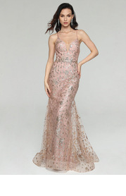 AZ Glimmer Girl Prom Dress