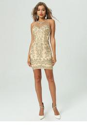 AZ First Date Homecoming Dress