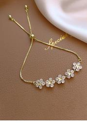 Flower Power Bracelets