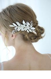 Winter Flower Headpiece