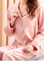 Dreamy Satin Pajama Set