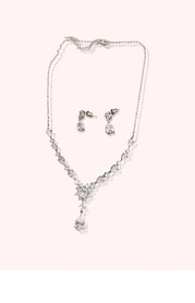 Crystal Gem Jewelry Set