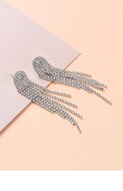 Charleston Tassel Earrings
