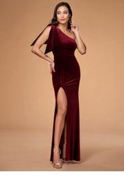 First Class {Color} Velvet Maxi Dress